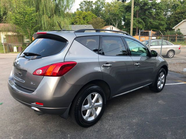 2010 Nissan Murano SL Knoxville , Tennessee 57
