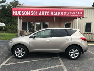 2010 Nissan Murano S | Myrtle Beach, South Carolina | Hudson Auto Sales in Myrtle Beach South Carolina