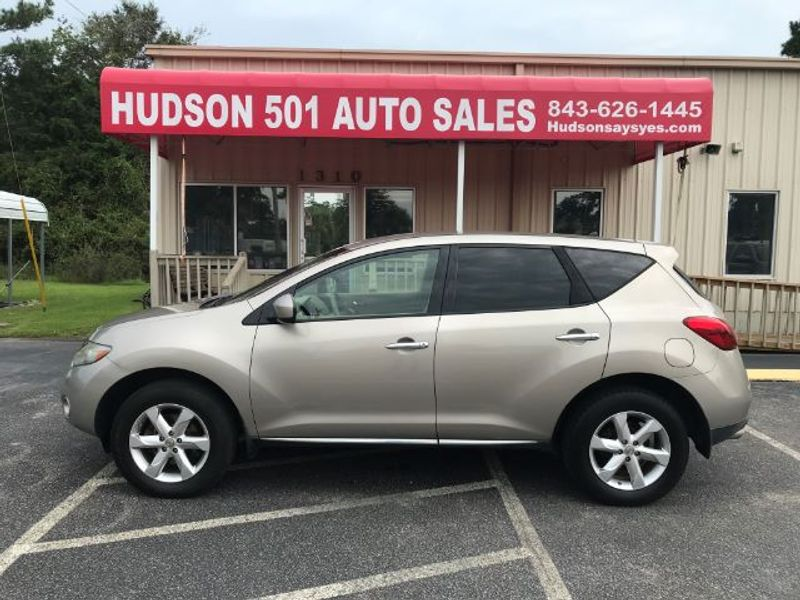 2010 Nissan Murano S | Myrtle Beach, South Carolina | Hudson Auto Sales in Myrtle Beach South Carolina
