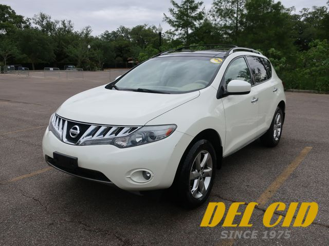 2010 Nissan Murano SL in New Orleans, Louisiana 70119