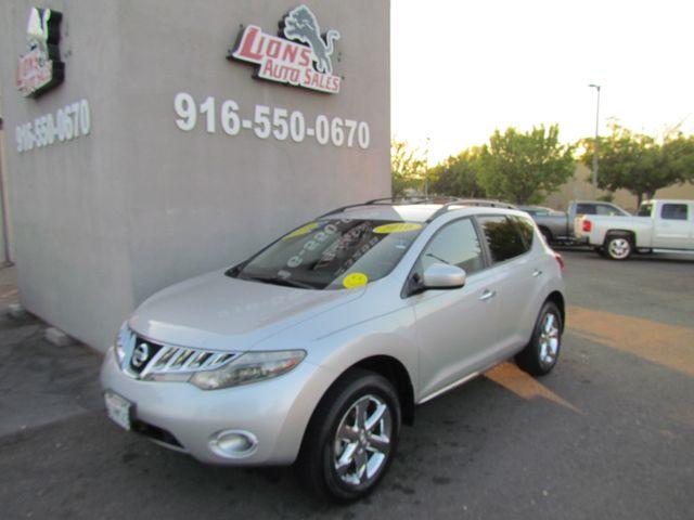 2010 Nissan Murano SL in Sacramento, CA 95825