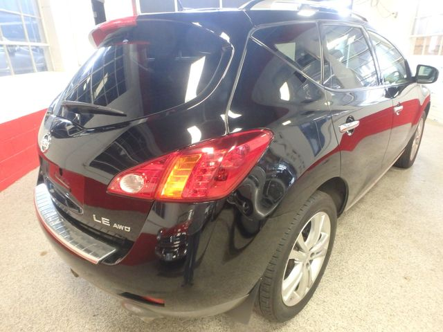 2010 Nissan Murano Le, Awd DUAL ROOF, B/U CAMERA BEAUTIFUL, CLEAN Saint Louis Park, MN 10