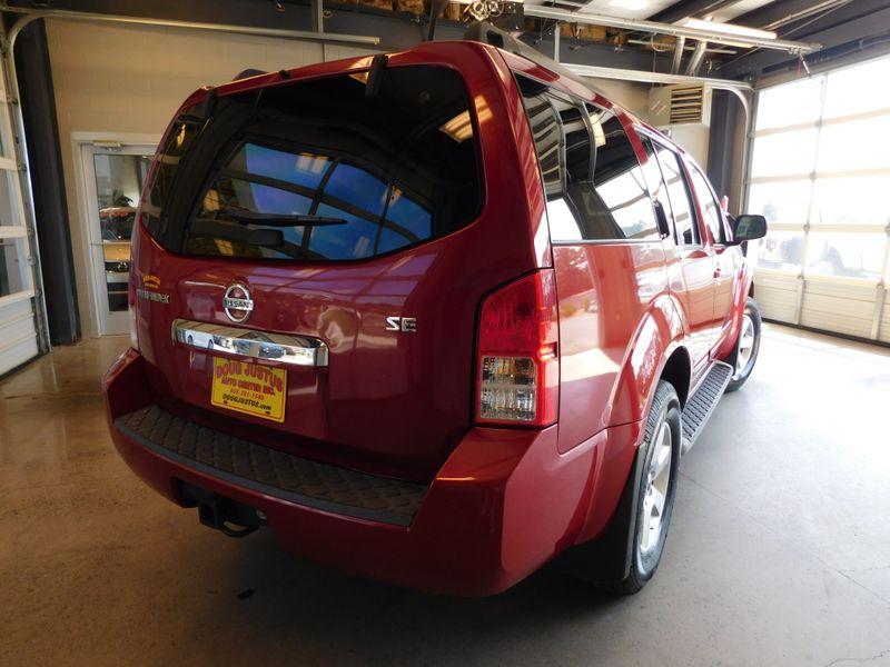 2010 Nissan Pathfinder SE  city TN  Doug Justus Auto Center Inc  in Airport Motor Mile ( Metro Knoxville ), TN