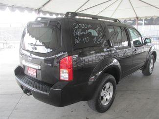2010 Nissan Pathfinder S FE+ Gardena, California 2