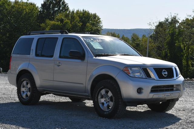 2010 Nissan Pathfinder S Naugatuck, Connecticut 6