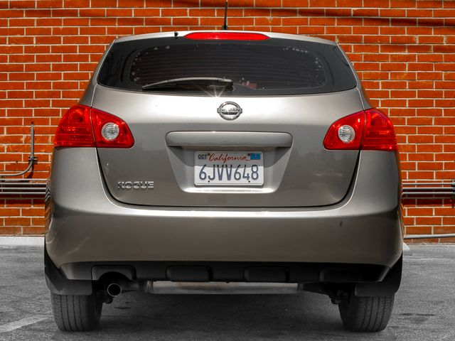 2010 Nissan Rogue S Burbank, CA 3