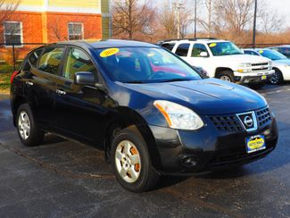 2010 Nissan Rogue AWD S | Champaign, Illinois | The Auto Mall of Champaign in Champaign Illinois