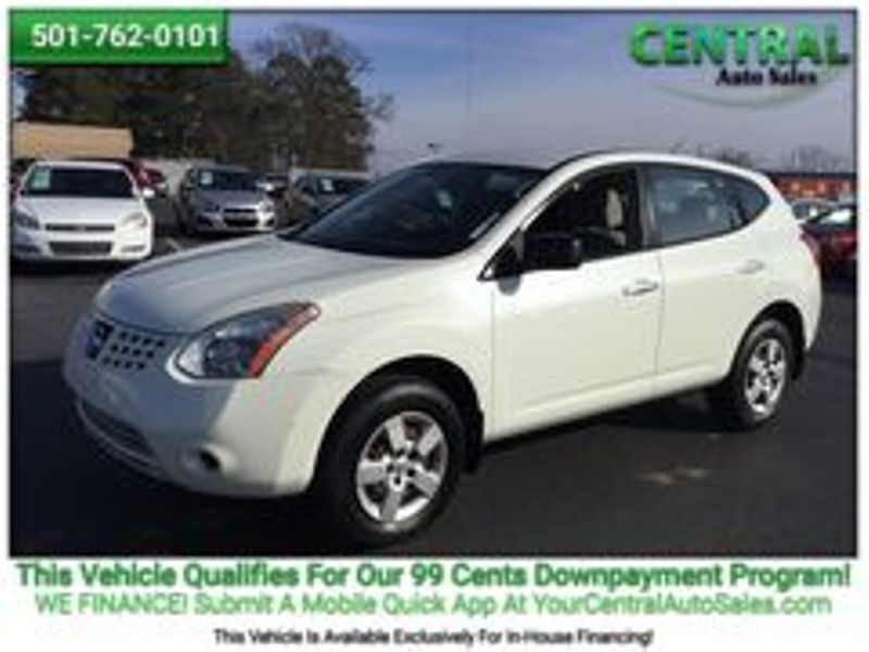 2010 Nissan Rogue S   Hot Springs, AR   Central Auto Sales in Hot Springs AR