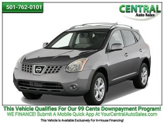 2010 Nissan Rogue SL | Hot Springs, AR | Central Auto Sales in Hot Springs AR