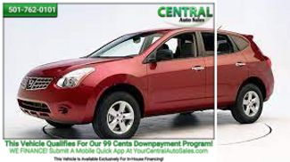 2010 Nissan Rogue S | Hot Springs, AR | Central Auto Sales in Hot Springs AR