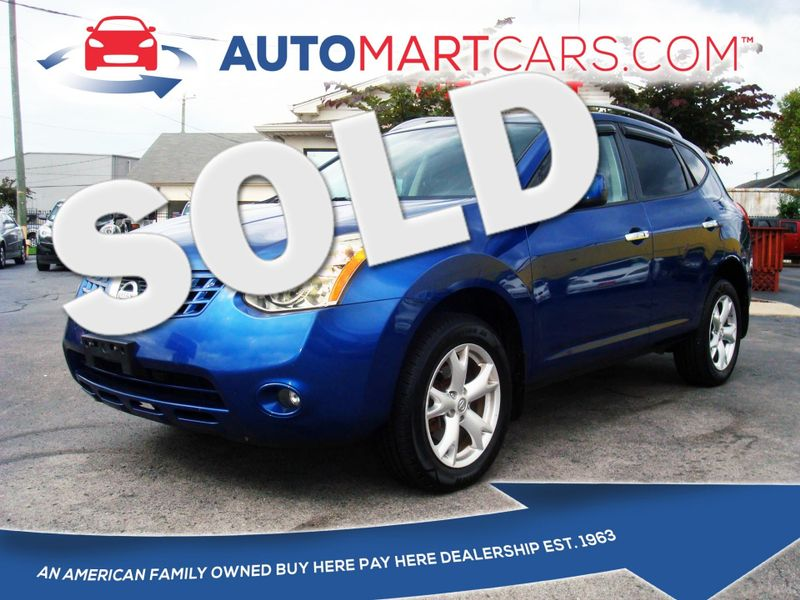 2010 Nissan Rogue SL | Nashville, Tennessee | Auto Mart Used Cars Inc. in Nashville Tennessee