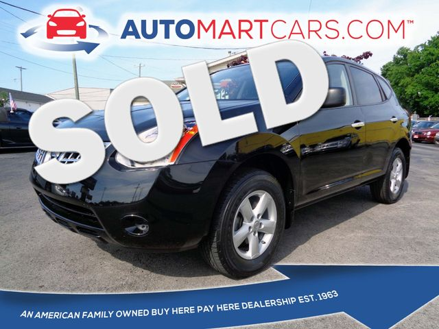 2010 Nissan Rogue in Nashville Tennessee