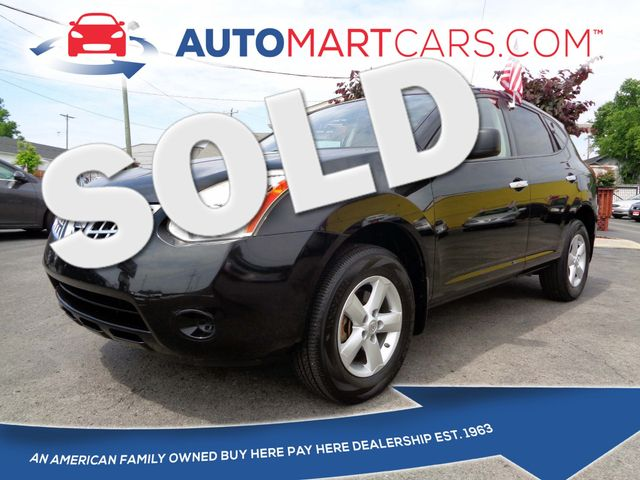 2010 Nissan Rogue S | Nashville, Tennessee | Auto Mart Used Cars Inc. in Nashville Tennessee