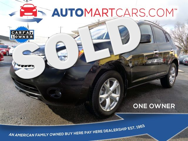 2010 Nissan Rogue SL | Nashville, Tennessee | Auto Mart Used Cars Inc. in Nashville Tennessee