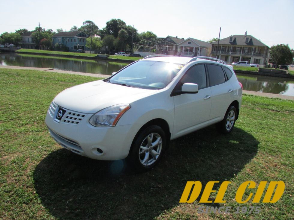 Nissan Of New Orleans >> 2010 Nissan Rogue Sl New Orleans Louisiana Del Cid Auto