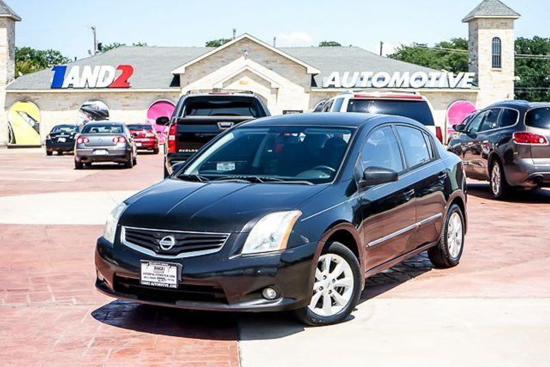 2010 Nissan Sentra 2.0 SL in Dallas TX