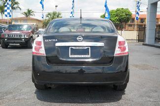 2010 Nissan Sentra 2.0 S Hialeah, Florida 4