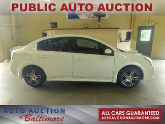 2010 Nissan Sentra 2.0 SR   JOPPA, MD   Auto Auction of Baltimore  in Joppa MD