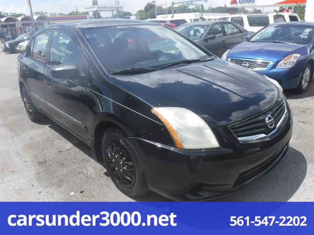 2010 Nissan Sentra 2.0 S Lake Worth , Florida
