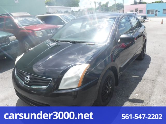 2010 Nissan Sentra 2.0 S Lake Worth , Florida 1