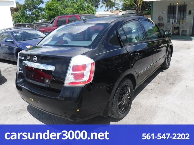 2010 Nissan Sentra 2.0 S Lake Worth , Florida 2