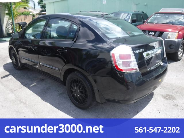 2010 Nissan Sentra 2.0 S Lake Worth , Florida 3