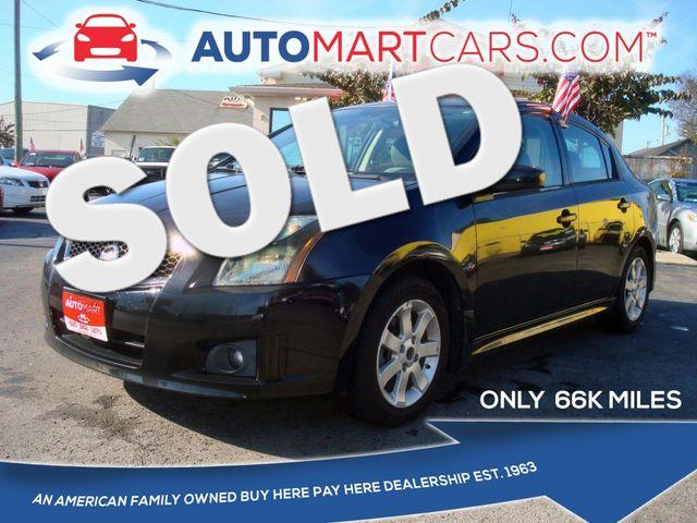 2010 Nissan Sentra 2.0 SR | Nashville, Tennessee | Auto Mart Used Cars Inc. in Nashville Tennessee