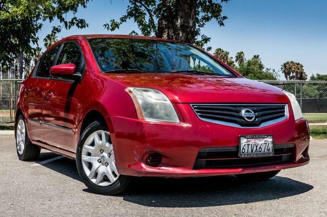 2010 Nissan Sentra 2.0 S Reseda, CA 41