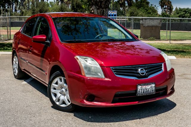 2010 Nissan Sentra 2.0 S Reseda, CA 40