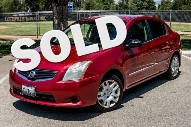 2010 Nissan Sentra 2.0 S Reseda, CA