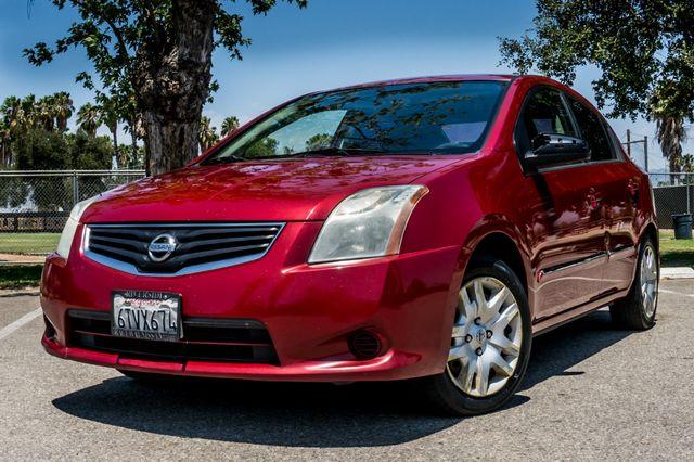 2010 Nissan Sentra 2.0 S Reseda, CA 38