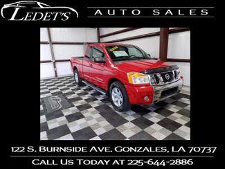 2010 Nissan Titan SE - Ledet's Auto Sales Gonzales_state_zip in Gonzales