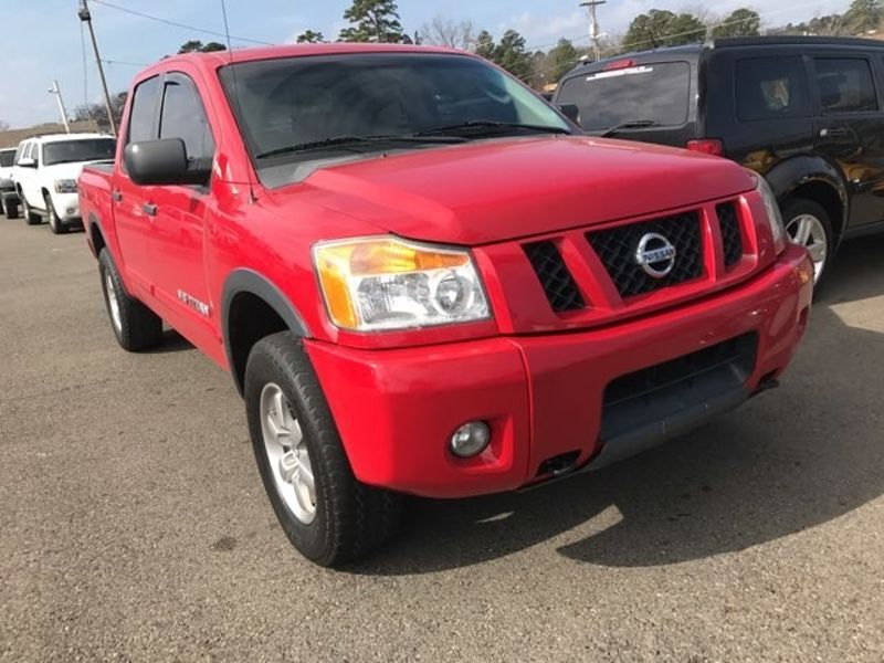 2010 Nissan Titan PRO 4X | Little Rock, AR | Great American Auto, ...