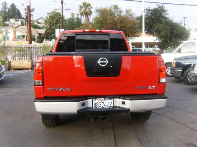 2010 Nissan Titan XE Los Angeles, CA 8