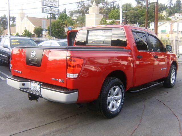 2010 Nissan Titan XE Los Angeles, CA 5