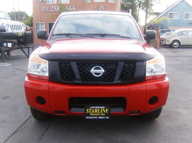 2010 Nissan Titan XE Los Angeles, CA 1