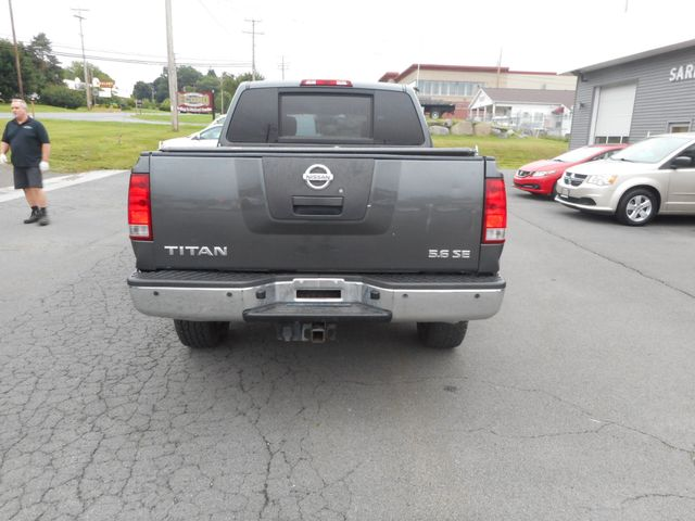 2010 Nissan Titan SE New Windsor, New York 4