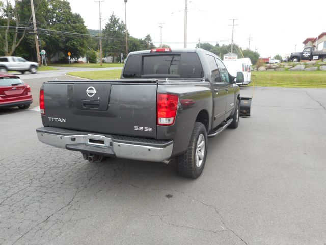 2010 Nissan Titan SE New Windsor, New York 5