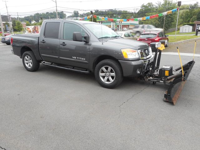 2010 Nissan Titan SE New Windsor, New York 8