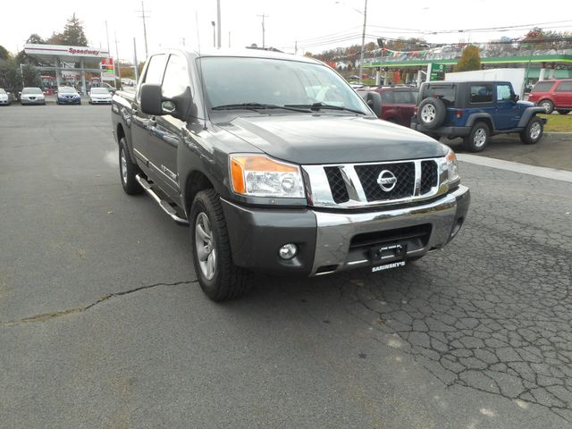 2010 Nissan Titan SE in New Windsor, New York 12553