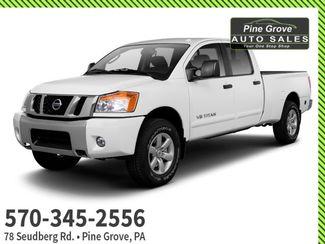 2010 Nissan Titan PRO-4X | Pine Grove, PA | Pine Grove Auto Sales in Pine Grove