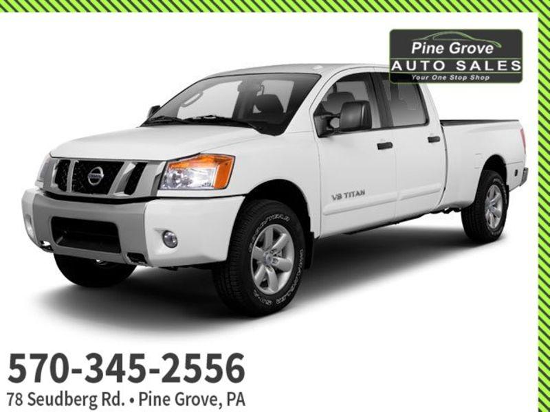 2010 Nissan Titan PRO-4X | Pine Grove, PA | Pine Grove Auto Sales in Pine Grove, PA
