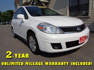 2010 Nissan Versa 1.8 S in Brockport NY, 14420