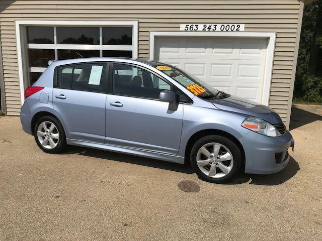 2010 Nissan Versa 1.8 SL in Clinton IA, 52732