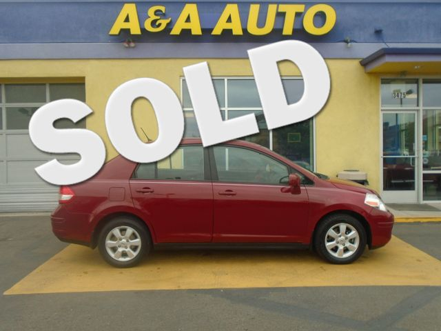 2010 Nissan Versa 1.8 S in Englewood, CO 80110