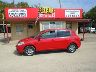 2010 Nissan Versa 1.8 S | Fort Worth, TX | Cornelius Motor Sales in Fort Worth TX