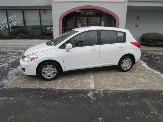 2010 Nissan Versa 1.8 S in Fremont, OH 43420