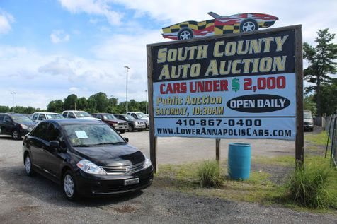 2010 Nissan Versa 1.8 S in Harwood, MD