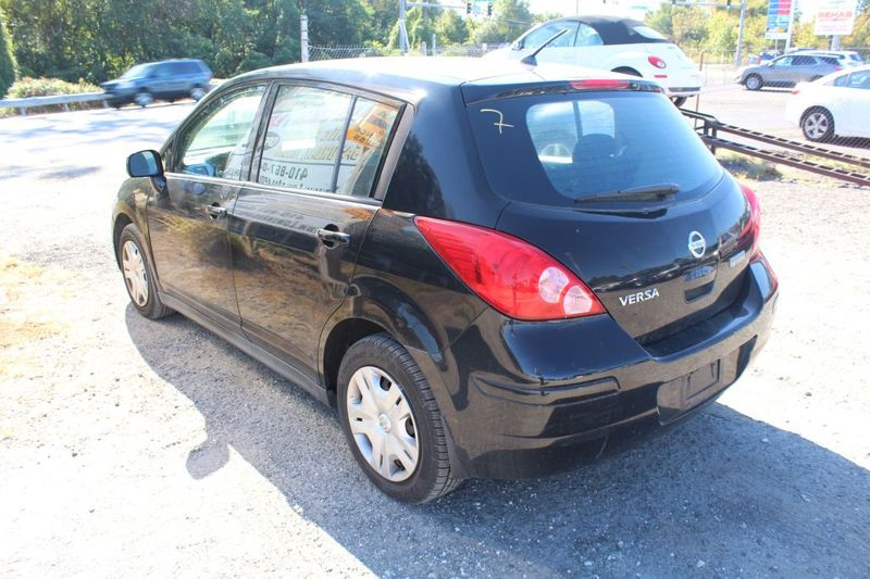2010 Nissan Versa 18 S  city MD  South County Public Auto Auction  in Harwood, MD