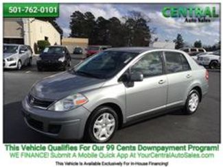 2010 Nissan Versa 1.8 S | Hot Springs, AR | Central Auto Sales in Hot Springs AR